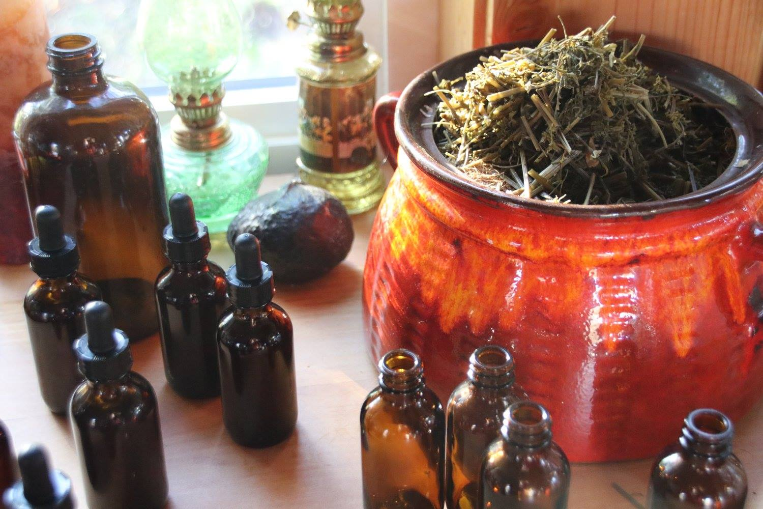 making tinctures